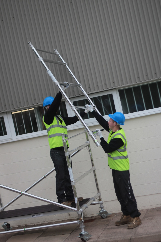 Plain, Ladder,   Narrow Rung & AGR Frames