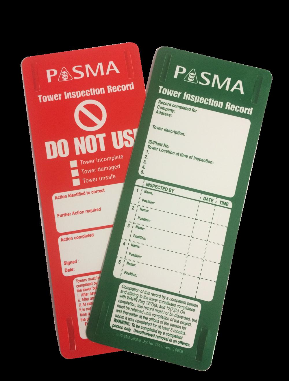 PASMA Tags | aluminium scaffolding tower