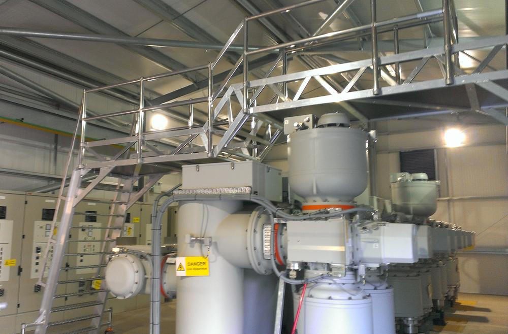 euro towers, bespoke access, aluminium access