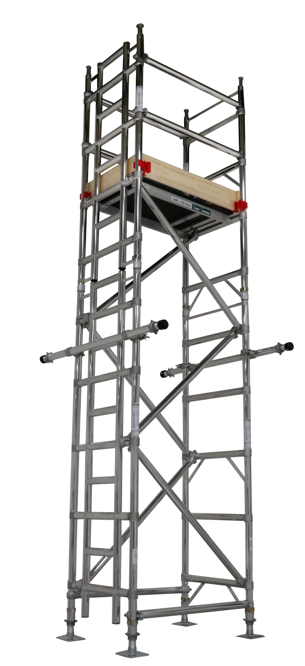 Lift shaft tower, euro towers, working at height, aluminium access, confined space