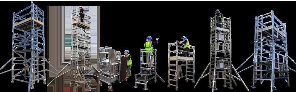 access-systems, aluminium-tower, aluminium-scaffolding, euro-towers, aluminium-access