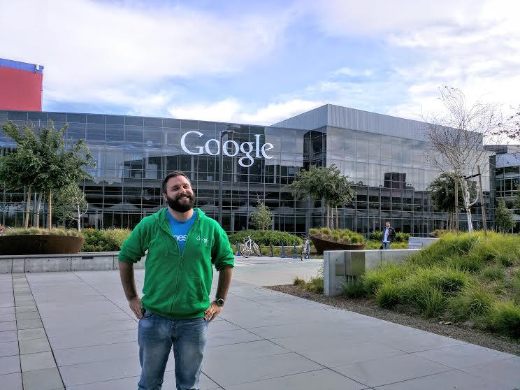 Chris Kavanagh, EU Logistics, Google (Nest)