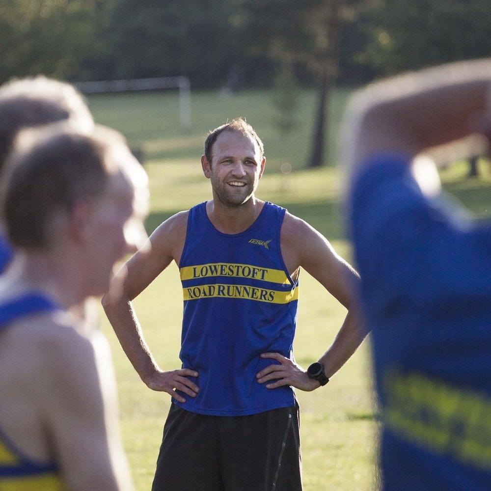 Leigh Butcher Coach / Men's Club Captain / Committee Member