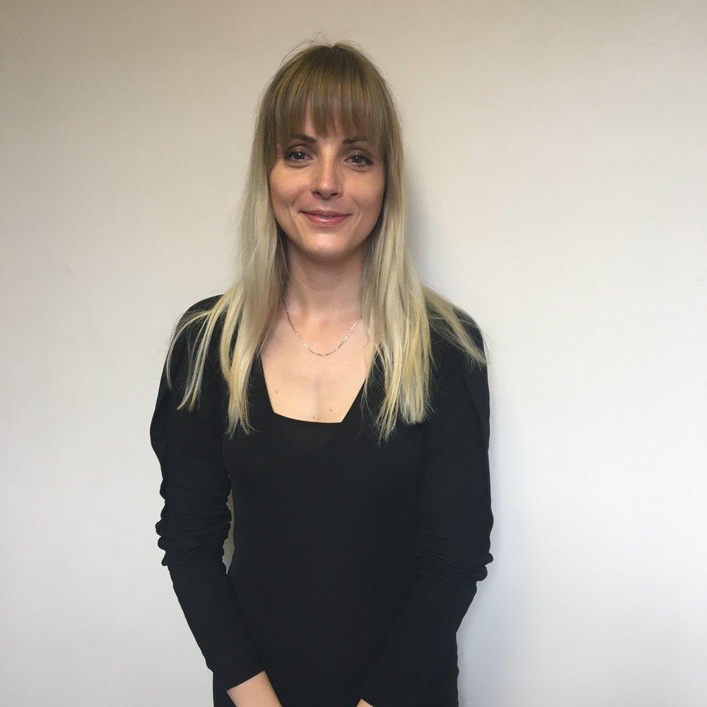 Maria Holancova - Project Managermaria.holancova@nhslothian.scot.nhs.uk