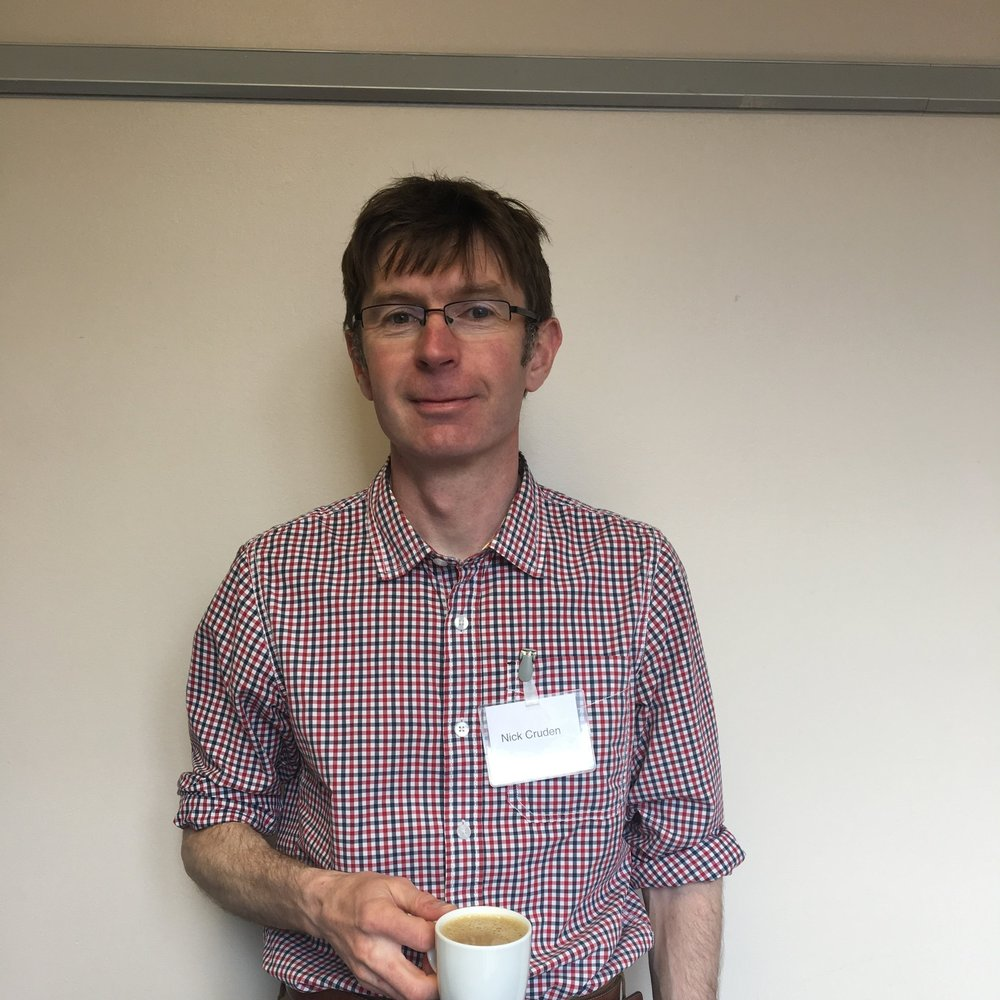 Nick Cruden - Consultant Cardiologistnick.cruden@nhslothian.scot.nhs.uk