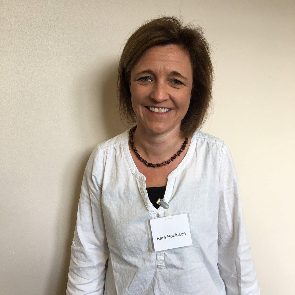 Sara Robinson - Consultant, A&Esara.robinson@nhslothian.scot.nhs.uk