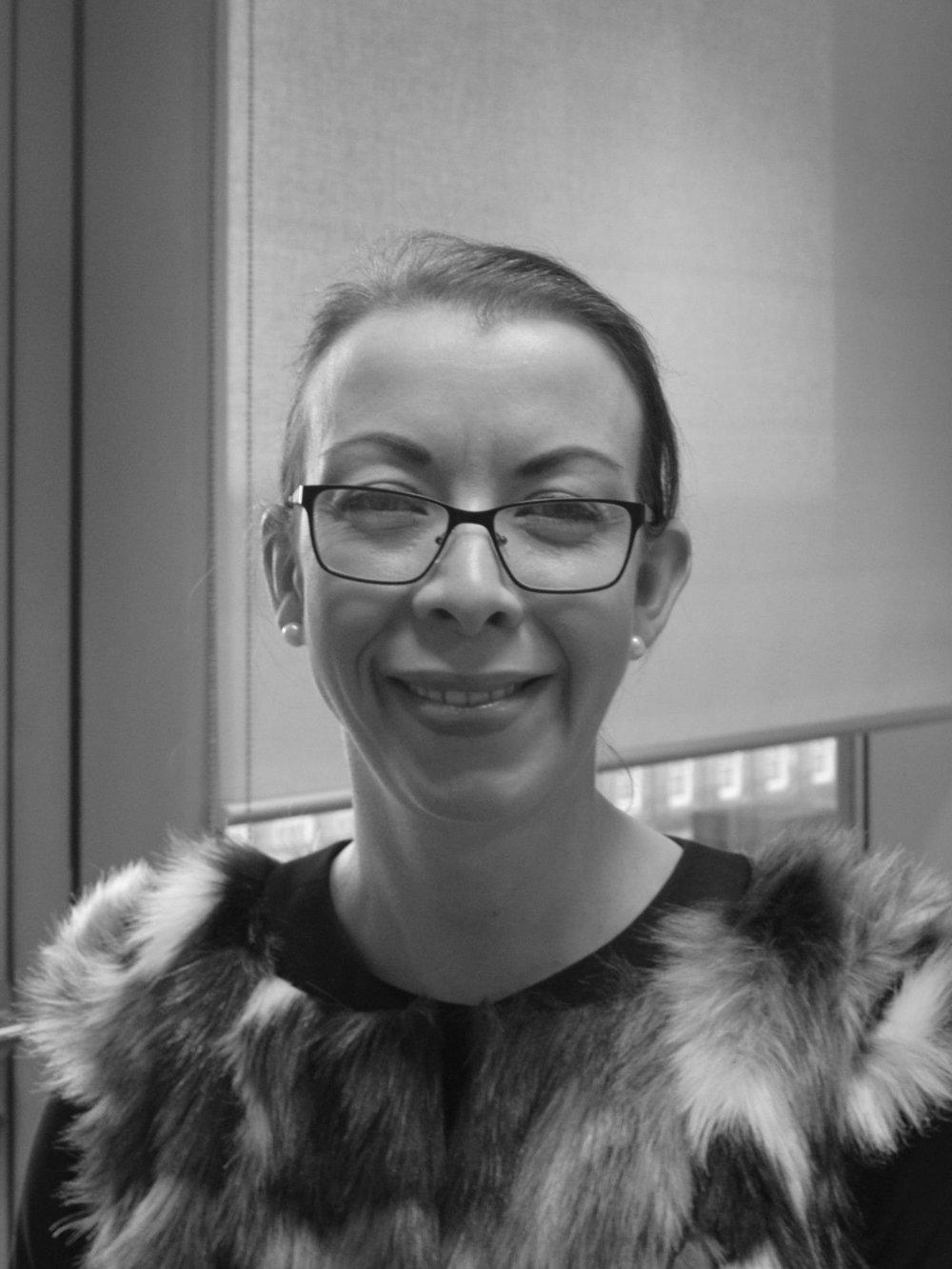 Amanda Langsley - HR & OD Quality Improvement Programme Lead