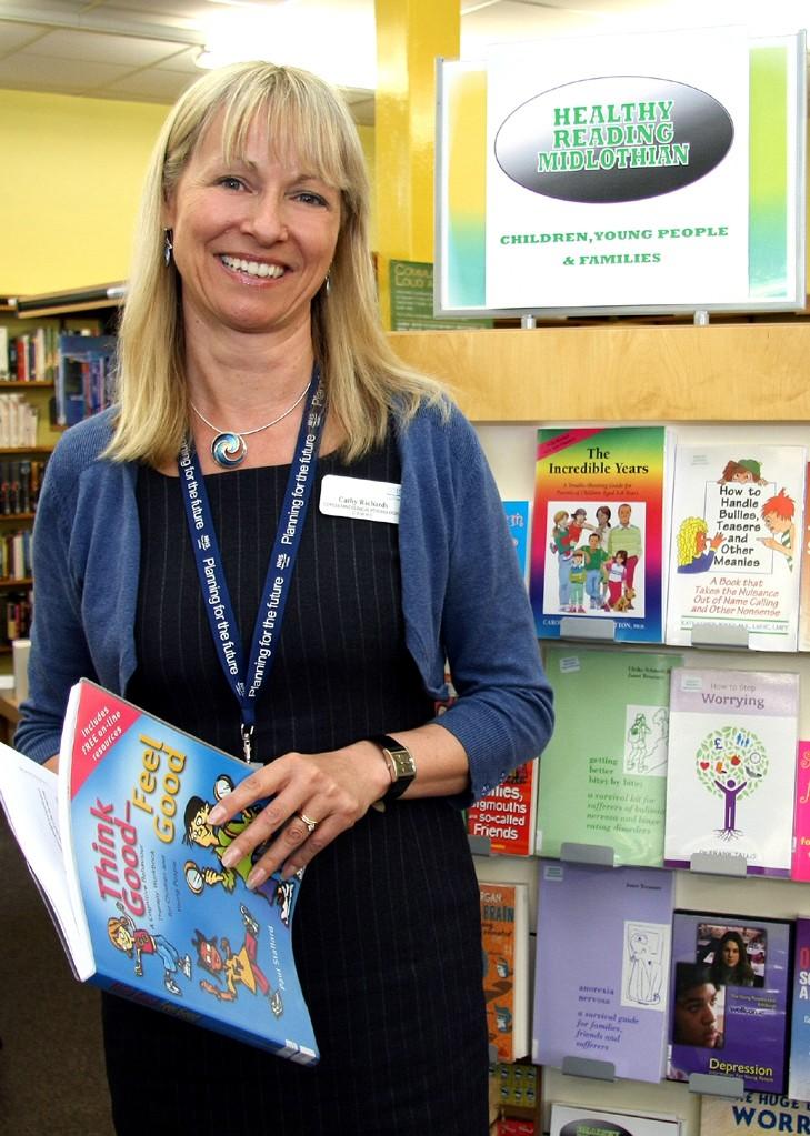 Cathy Richards - Head of CAMHS