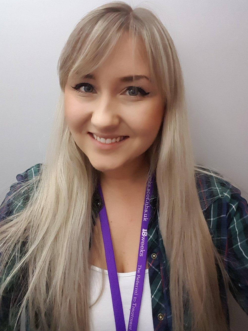 Katie Steel - Senior Information Analyst - Quality Improvement