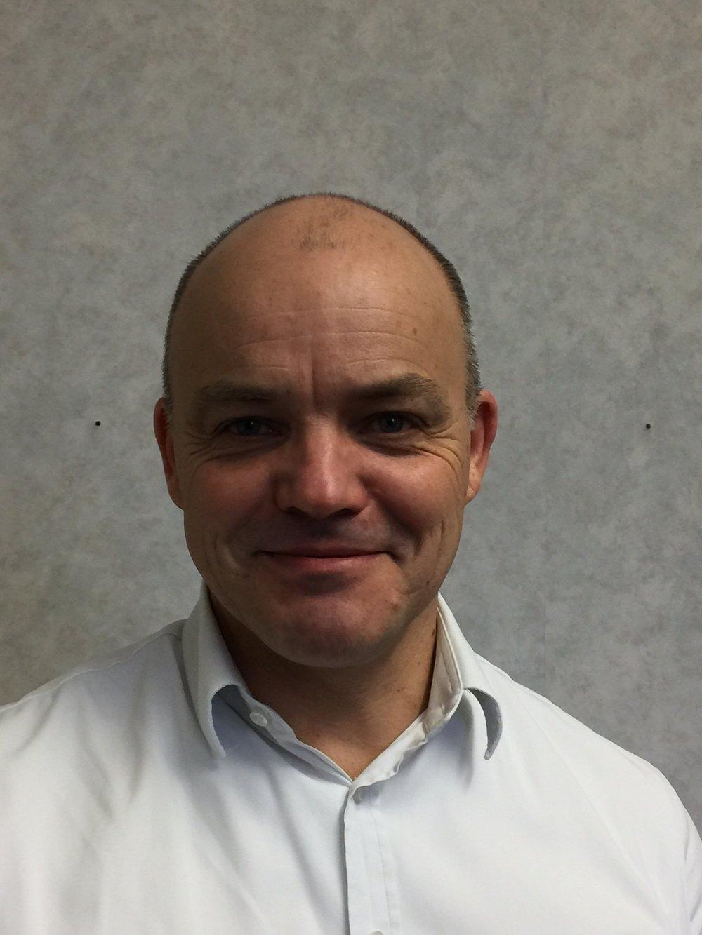 Peter Lefevre - Associate Divisional Medical Director