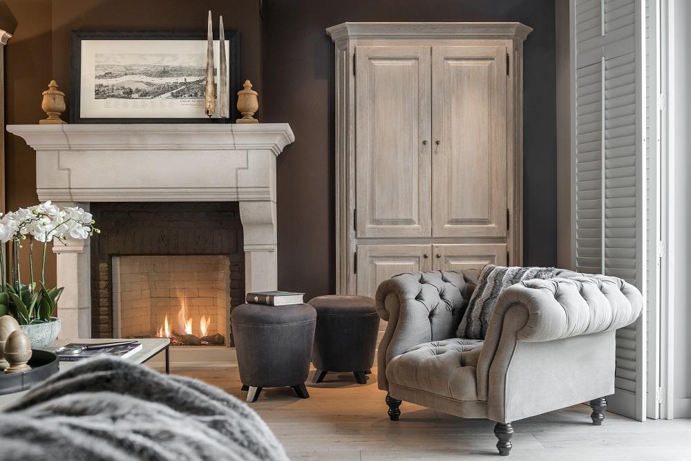 Q time interiors for Landelijk interieur winkels