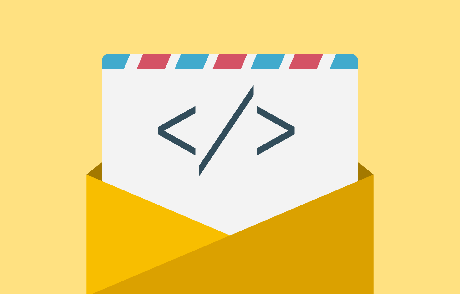 How to create a dynamic HTML Email Template — Assaf Elovic