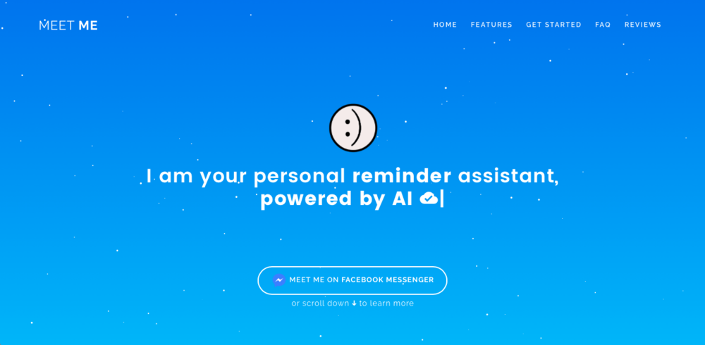 Tiv.ai Me virtual assistant
