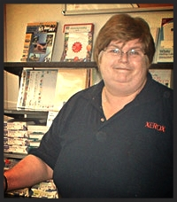 Nancy Vaughn  - Business Mgr.