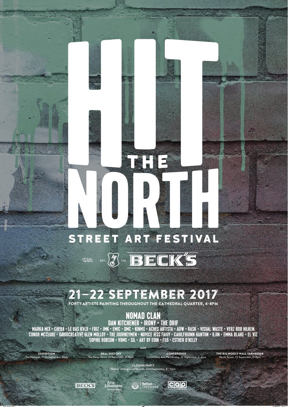 hit the north seedhead arts