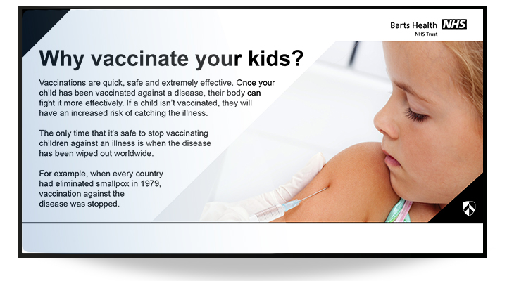 why is it important for parents to vaccinate their children The recent trend of delaying or skipping vaccines has put children across the country at risk for diseases like hib, whooping cough and measles learn why immunizing your child on time, every time is the right choice.