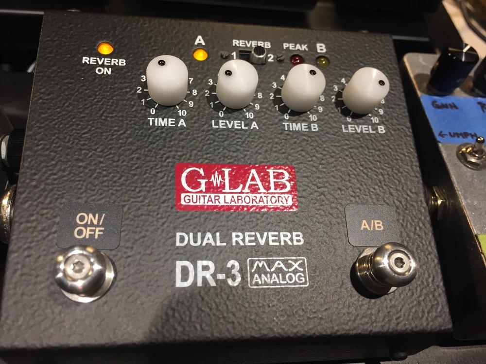 G-Lab Dual Reverb DR-3