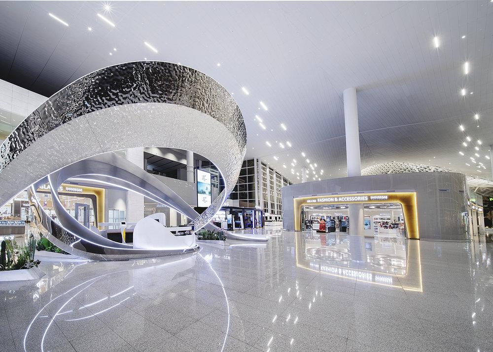 P - Incheon Airport — JHP