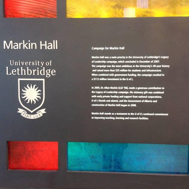 Markin Hall