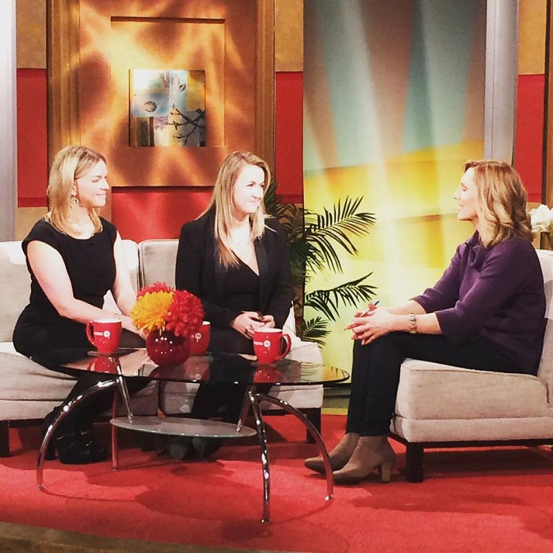 Sonya Meloff (STA and GCSC Co-Founder) and Sheila Cassidy (GCSC Director) on Rogers TV