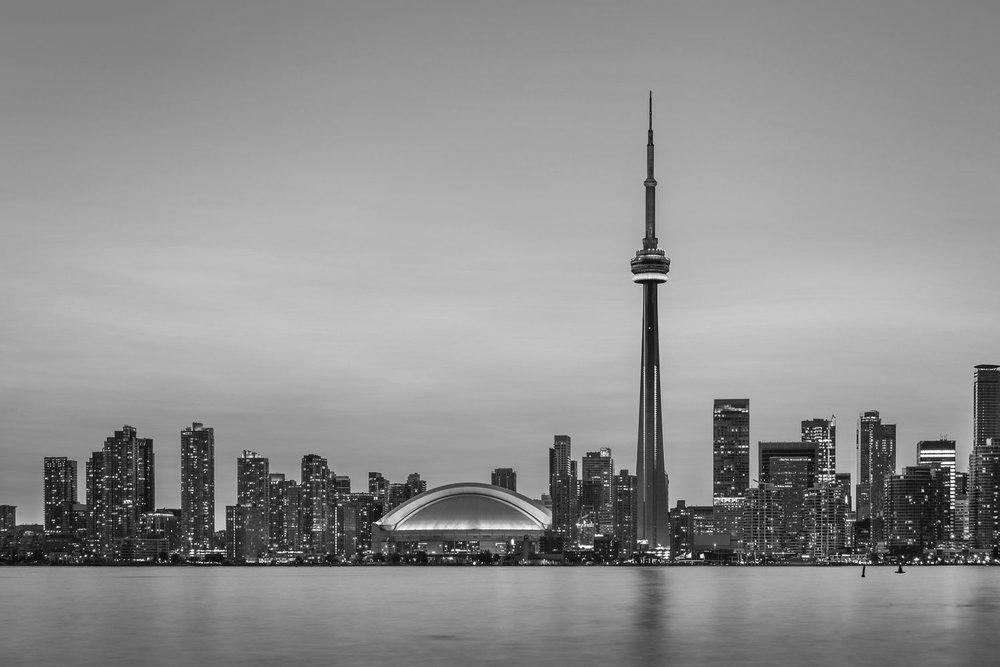 Toronto Toronto Toronto