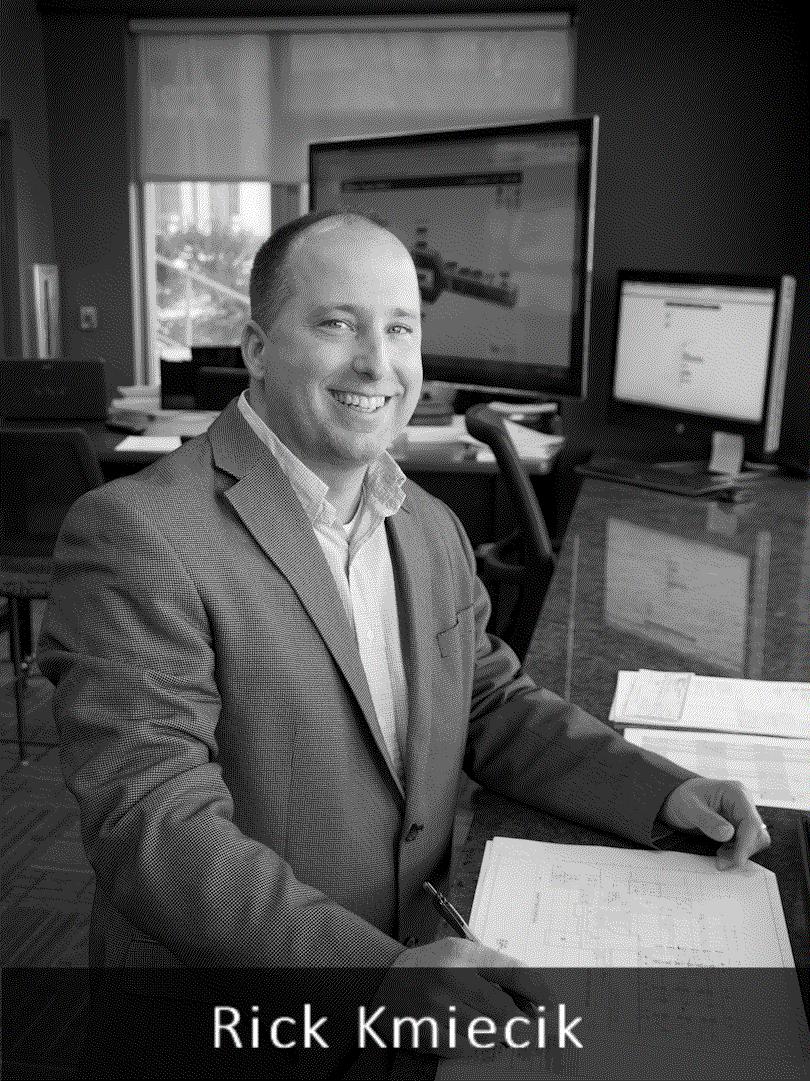 Rick Kmiecik, PE
