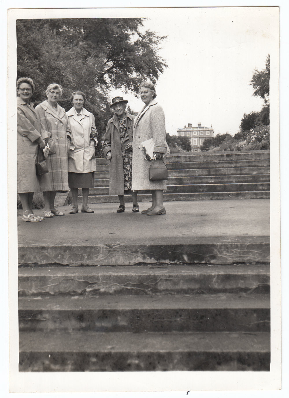 MED - Hazel, Alice, Gladys, Mother, MED