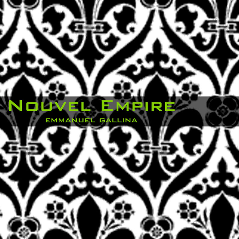 Foulard  Nouvel Empire  Emmanuel Gallina
