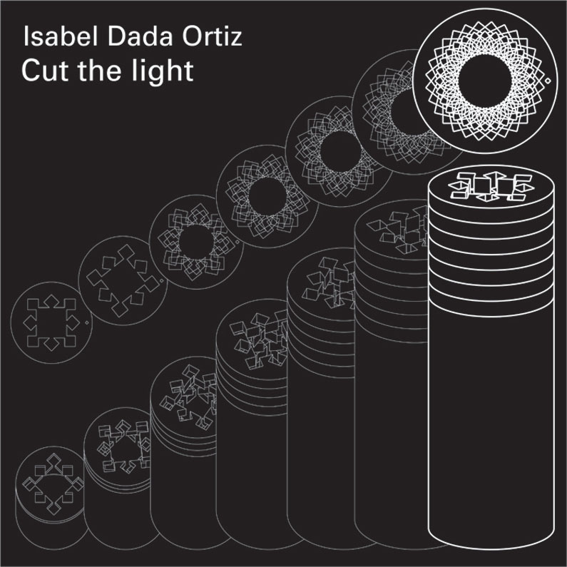 Foulard  Cut the light  Isabel Dada-Ortiz