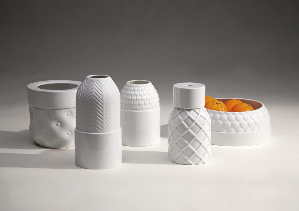 Vases Texturés   Vautrin,Delvigne   Vases Texturés Collection