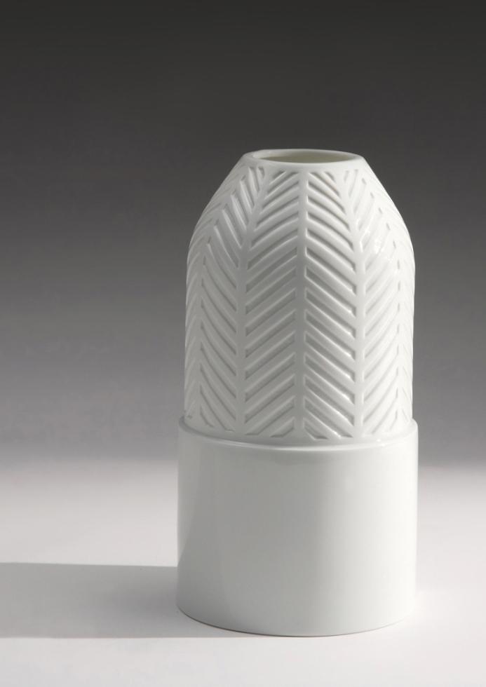Vase Tissé Vautrin, Delvigne Vases Texturés Collection