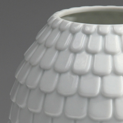 Vase Ecaille   Vautrin, Delvigne   Vases Textures Collection