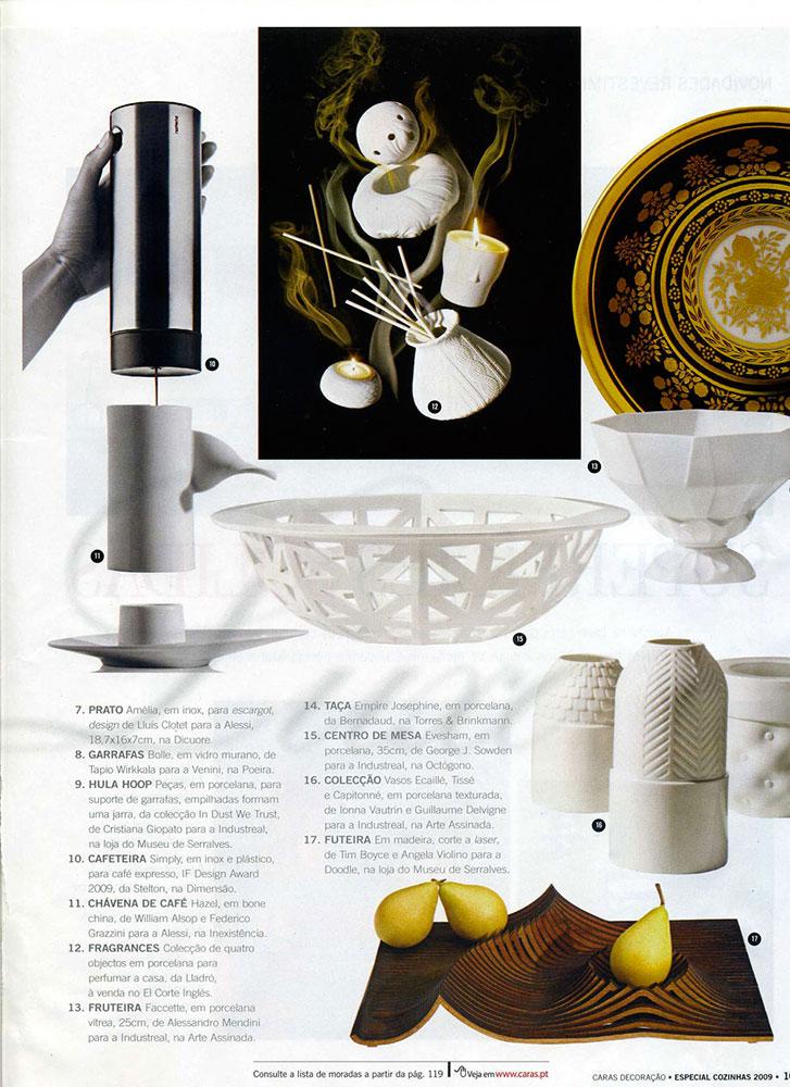 Vases Textures   Vautrin, Delvigne  Caras Decoração