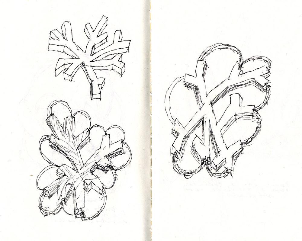 Sketch Burano