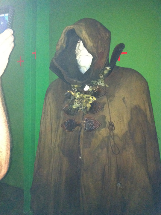The Strain (series, 2014) - 'The Master' costume