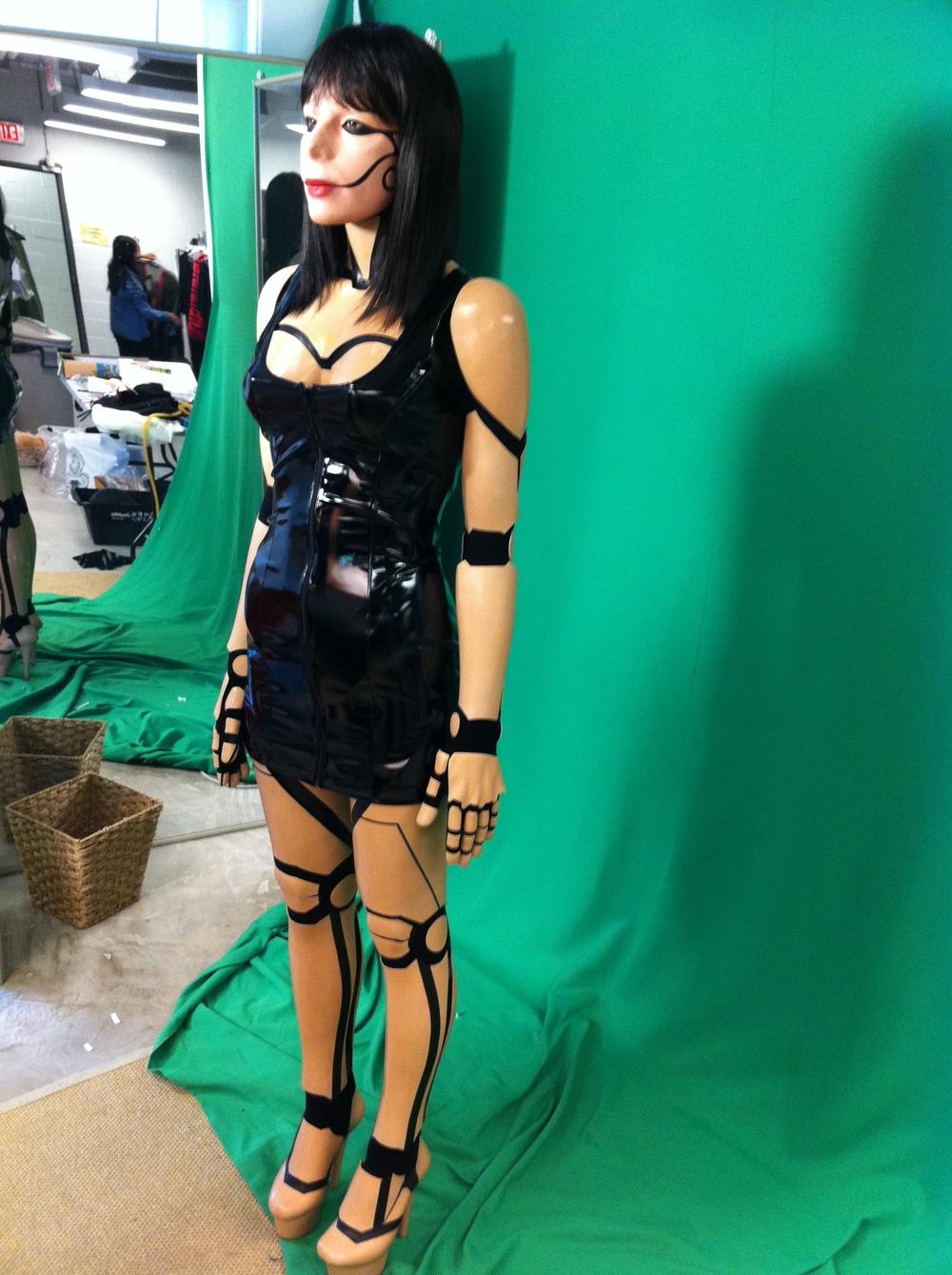 Total Recall (2012) - 'Sexbot' costume
