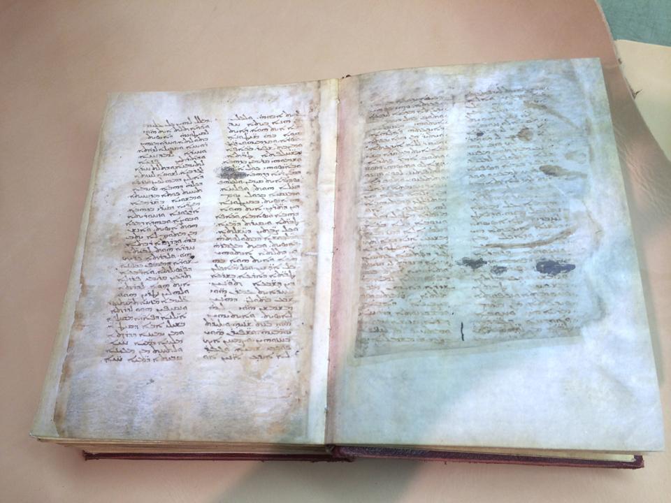 Ancient Text Replica