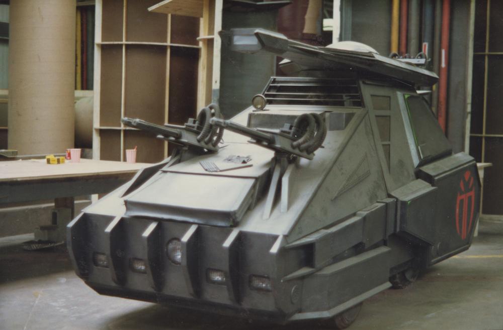 Captain Power (Series, 1988) - 'Dreadmobile'