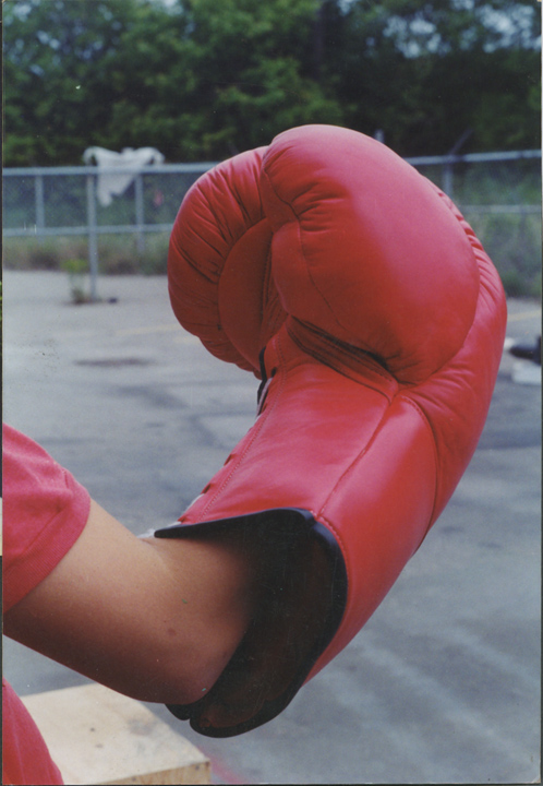 Commercial Prop - Boxing glove