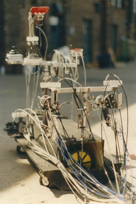 Captain Power (1988) - 'Lakki robot'