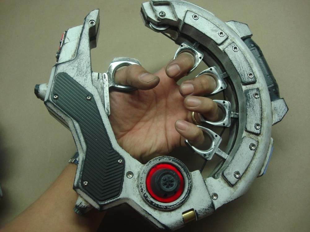 Pacific Rim (2013) - 'Hand Controller'