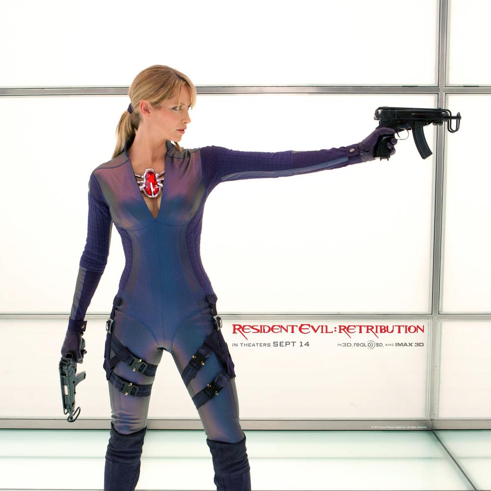 Resident Evil: Afterlife (2010) - 'Scarab'
