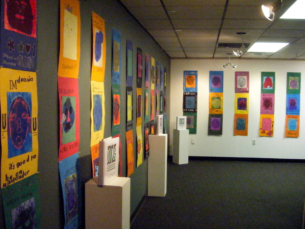 "The ""Speak Up Speak Now!"" exhibition at the Florida Holocaust Museum"