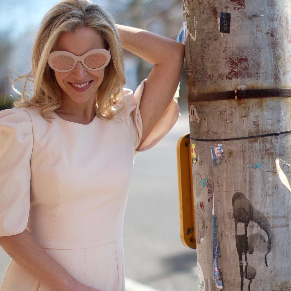 Sunglasses  /  Jumpsuit