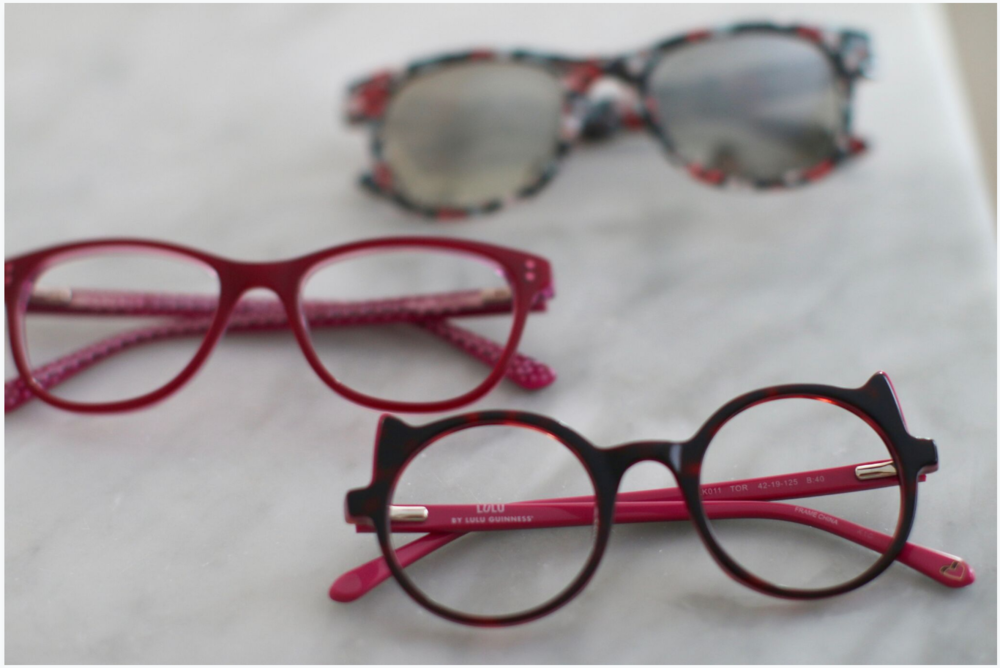 From Top: Icon Eyewear, Skechers, Lulu By Lulu Guinness Kids