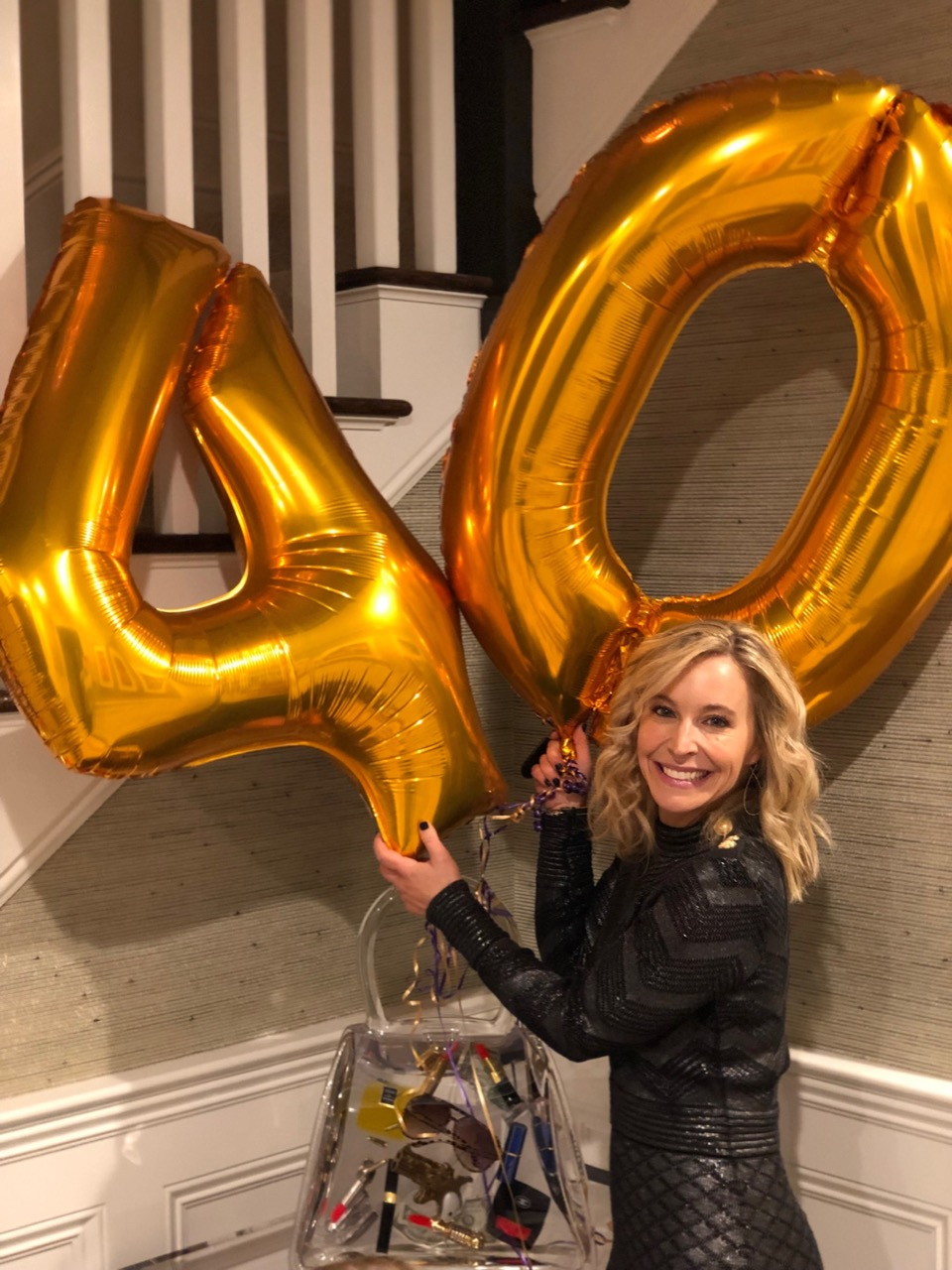 This is 40. And  THIS  dress is everything (including number 26 on the list below).
