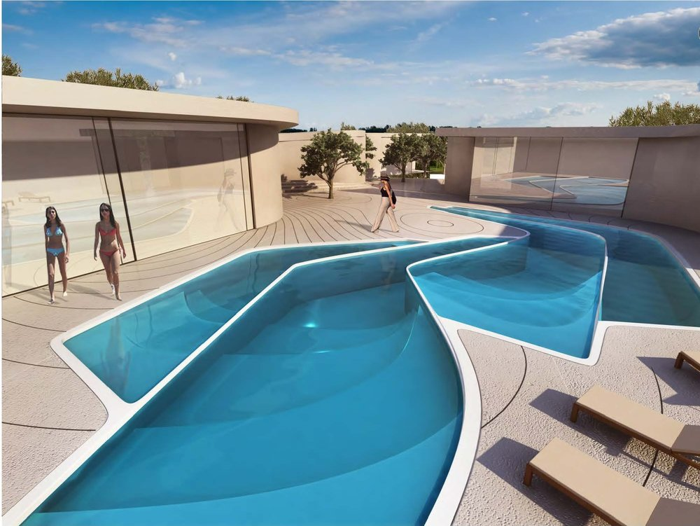Hotel proposal in Chania, Crete
