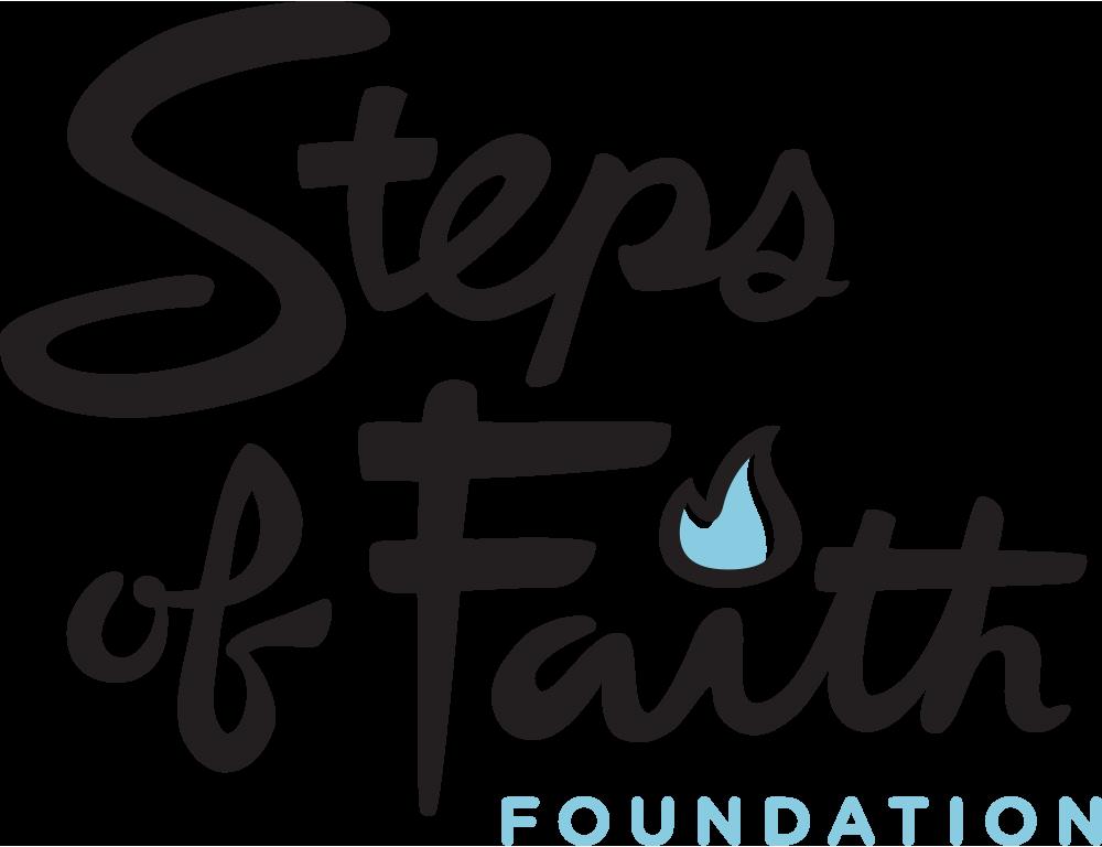 steps of faith givesteps
