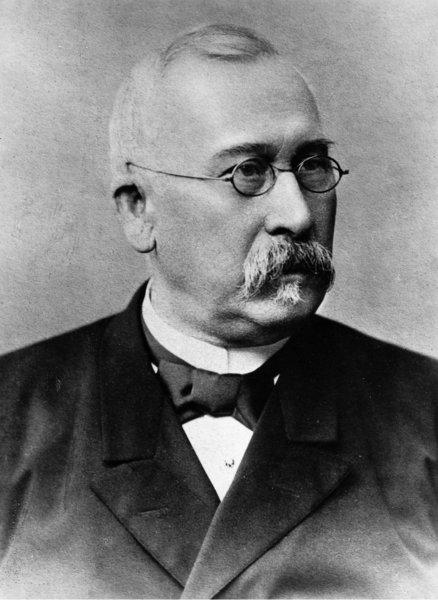 Julius Blüthner, Founder