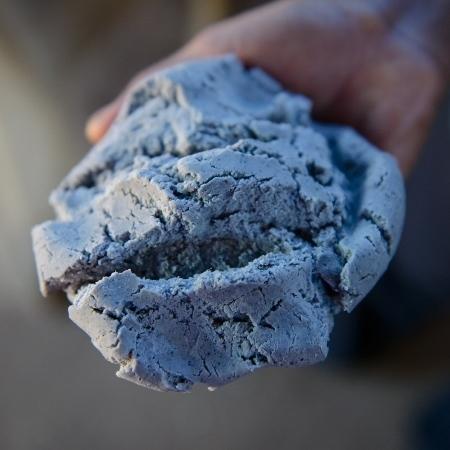 Jorge Gaviria's Masienda company imports Mexican landrace corn which is ground to make masa dough.